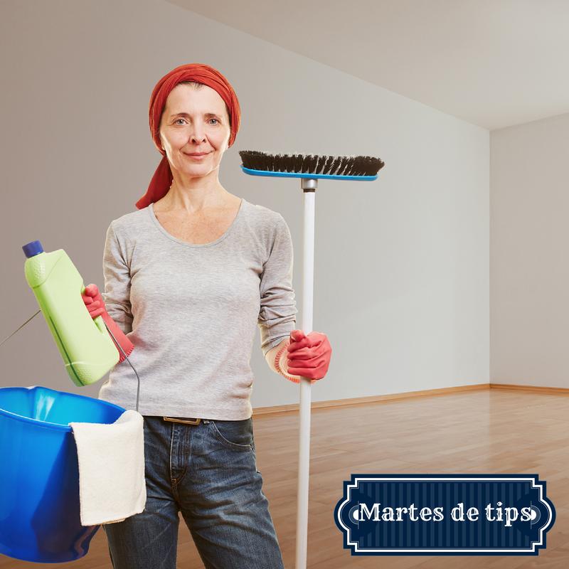 6 trucos para limpiar las paredes de tu casa f cil r pido - Como limpiar una casa rapido ...